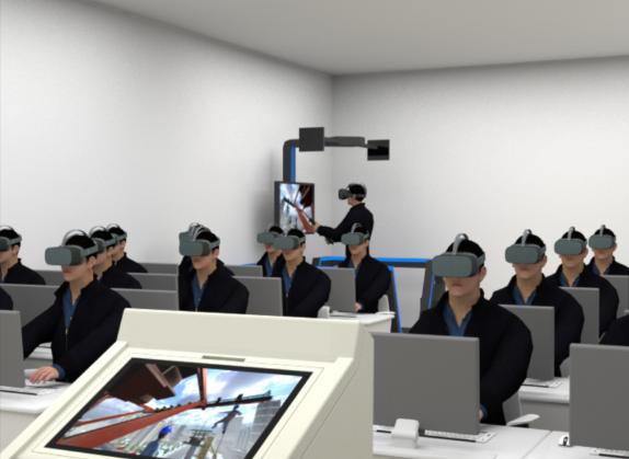 建设工程微型安全智慧教室